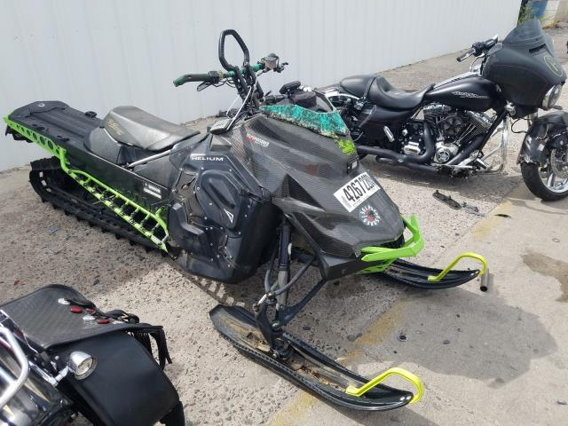 Skidoo salvage cars for sale: 2014 Skidoo Summit 800