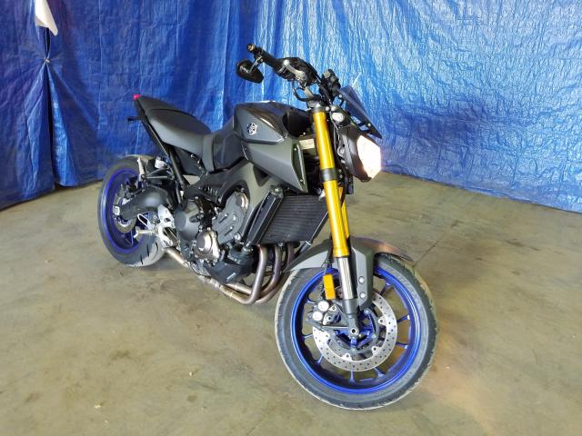 Salvage cars for sale from Copart Finksburg, MD: 2014 Yamaha FZ09