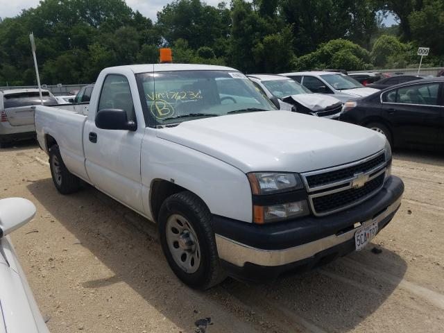 Vehiculos salvage en venta de Copart Kansas City, KS: 2007 Chevrolet Silverado