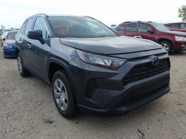 2020 Toyota Rav4 LE for sale in Kansas City, KS