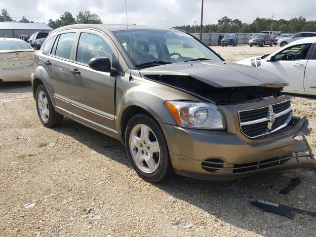 Dodge Caliber SX salvage cars for sale: 2008 Dodge Caliber SX