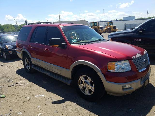 Salvage cars for sale from Copart Hammond, IN: 2005 Ford Expedition