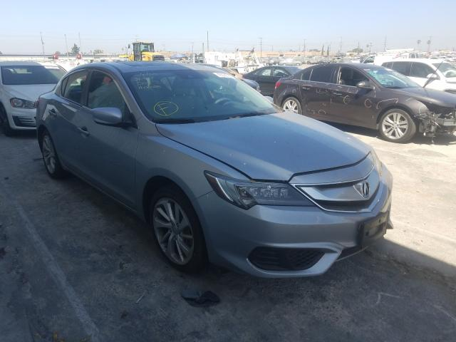 Salvage cars for sale from Copart Sun Valley, CA: 2017 Acura ILX Premium