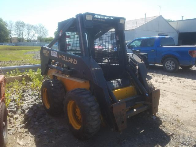 New Holland Vehiculos salvage en venta: 1998 New Holland LX665TURBO