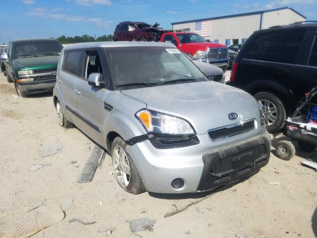 KIA salvage cars for sale: 2011 KIA Soul +