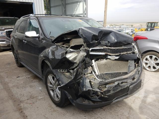 Salvage cars for sale from Copart Albuquerque, NM: 2013 Chevrolet Equinox