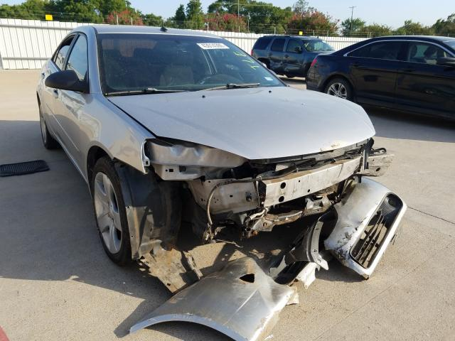 Pontiac G6 Base salvage cars for sale: 2008 Pontiac G6 Base