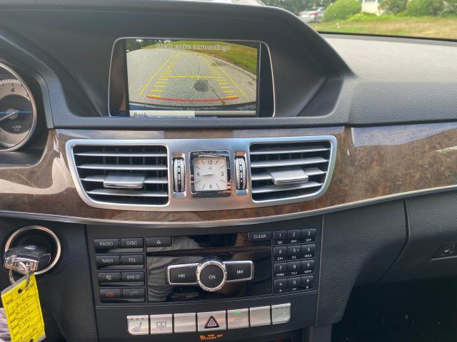 WDDHF8JB0FB102143 - 2015 Mercedes-Benz E 350 4Mat 3.5L engine view