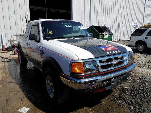 Ford Ranger SUP salvage cars for sale: 1997 Ford Ranger SUP