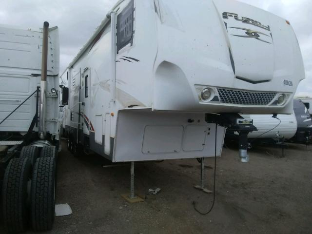 Keystone Travel Trailer salvage cars for sale: 2008 Keystone Travel Trailer