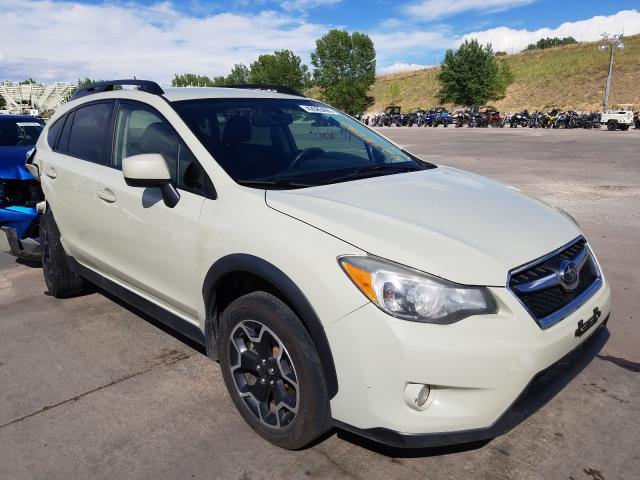 Salvage cars for sale from Copart Littleton, CO: 2014 Subaru XV Crosstrek