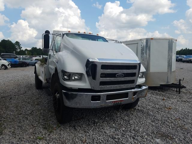 Ford F750 Super salvage cars for sale: 2006 Ford F750 Super
