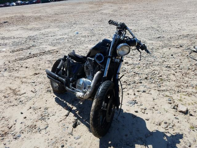 Salvage cars for sale from Copart China Grove, NC: 1986 Honda VT700 C