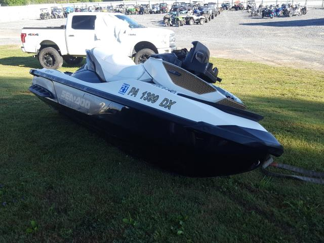Salvage 2011 Seadoo GTX 260 for sale