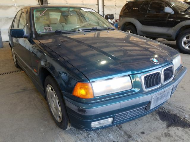BMW 3 Series salvage cars for sale: 1998 BMW 3 Series