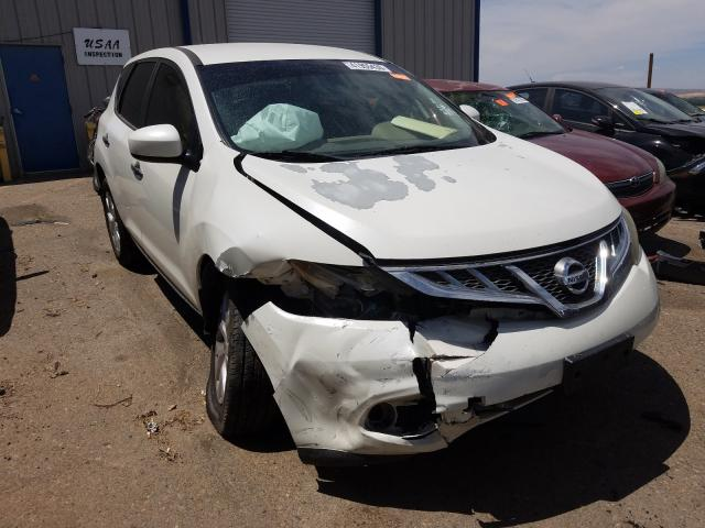 Salvage cars for sale from Copart Albuquerque, NM: 2013 Nissan Murano