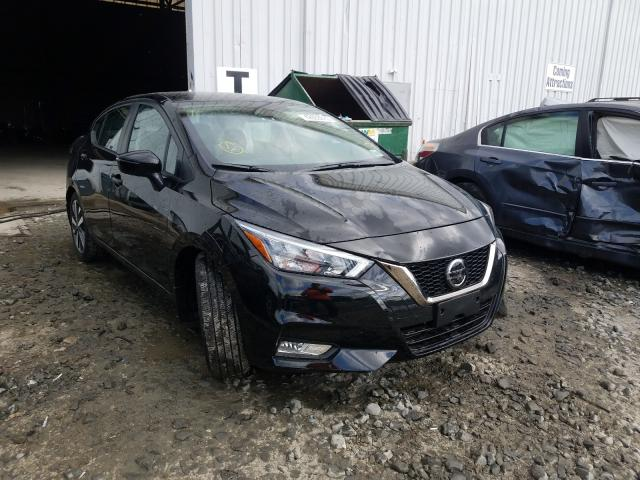 Salvage 2020 Nissan VERSA SR for sale