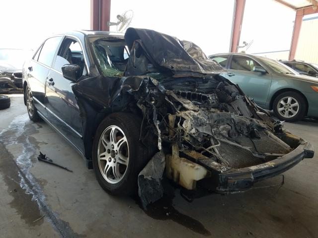 Salvage cars for sale from Copart Wilmer, TX: 2003 Honda Accord EX