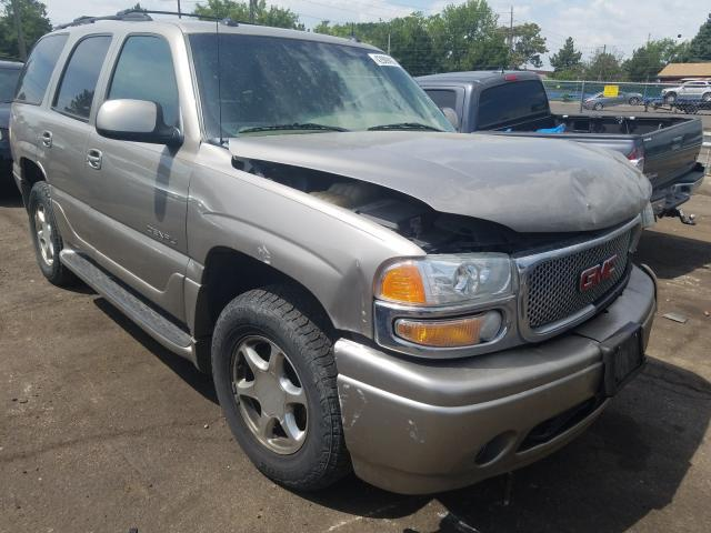 GMC Yukon Dena salvage cars for sale: 2003 GMC Yukon Dena