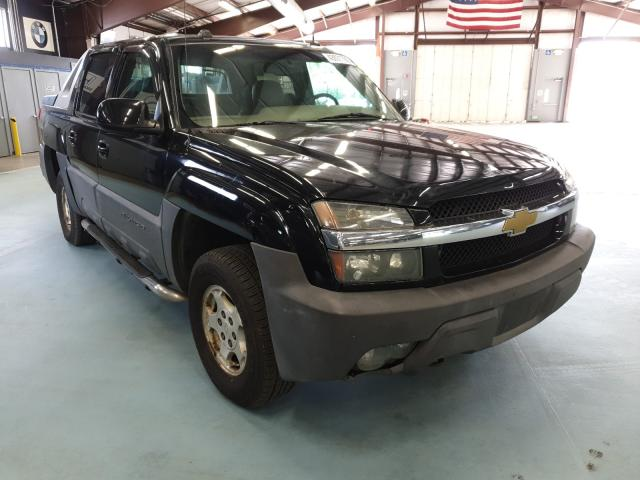 Chevrolet Avalanche salvage cars for sale: 2004 Chevrolet Avalanche