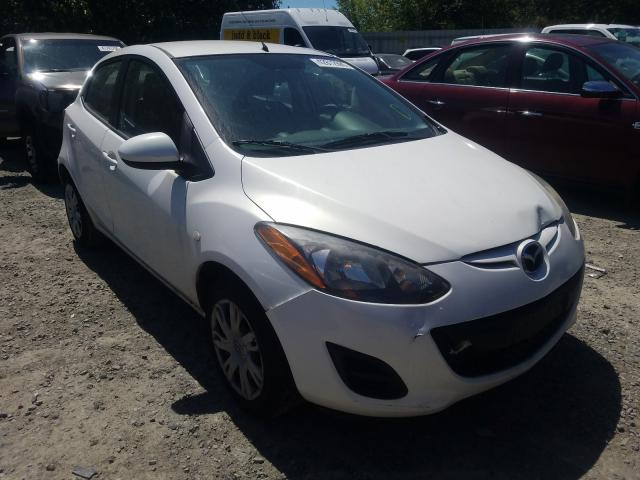 Mazda salvage cars for sale: 2011 Mazda 2