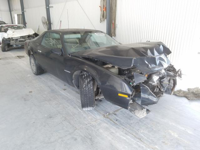 Pontiac Firebird salvage cars for sale: 1983 Pontiac Firebird