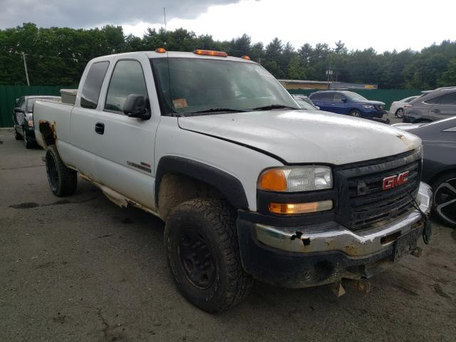 GMC Sierra K25 salvage cars for sale: 2005 GMC Sierra K25