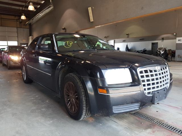 Vehiculos salvage en venta de Copart Sandston, VA: 2007 Chrysler 300