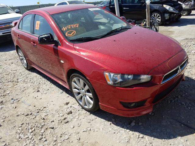 Vehiculos salvage en venta de Copart Kansas City, KS: 2008 Mitsubishi Lancer GTS