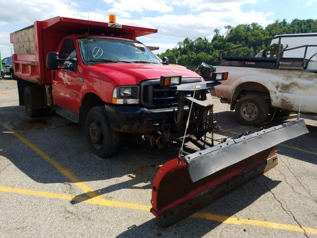 Ford F550 Super salvage cars for sale: 2003 Ford F550 Super