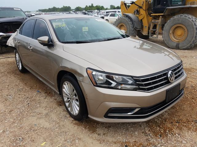 Salvage cars for sale from Copart Bridgeton, MO: 2016 Volkswagen Passat SE