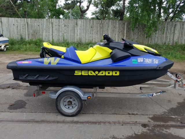 Seadoo Marine Trailer salvage cars for sale: 2020 Seadoo Marine Trailer