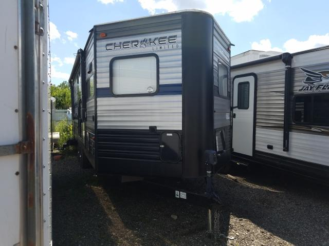 Forest River Travel Trailer salvage cars for sale: 2019 Forest River Travel Trailer