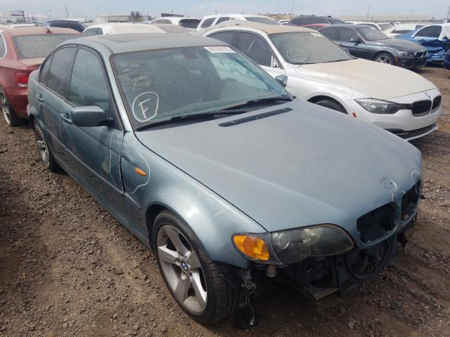 BMW salvage cars for sale: 2005 BMW 325 I