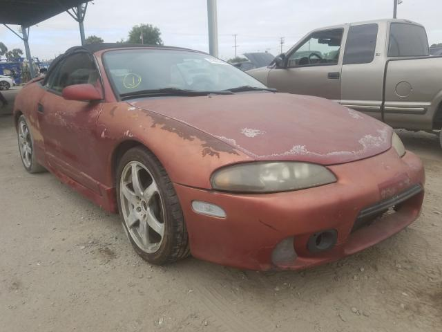 Mitsubishi salvage cars for sale: 1998 Mitsubishi Eclipse SP