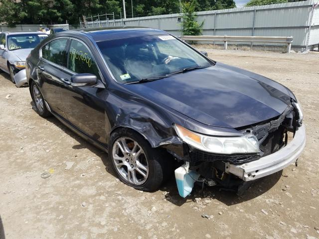 Salvage cars for sale from Copart North Billerica, MA: 2010 Acura TL