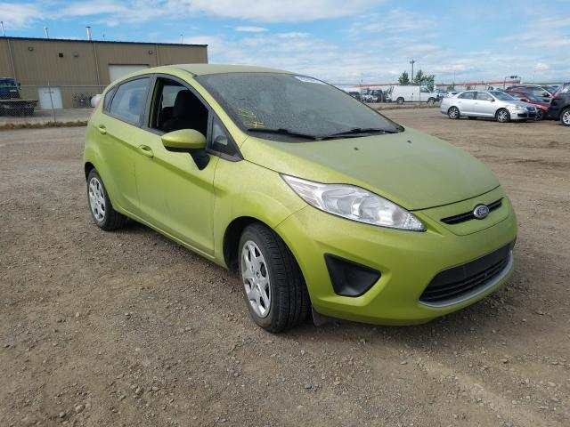 Ford salvage cars for sale: 2012 Ford Fiesta SE