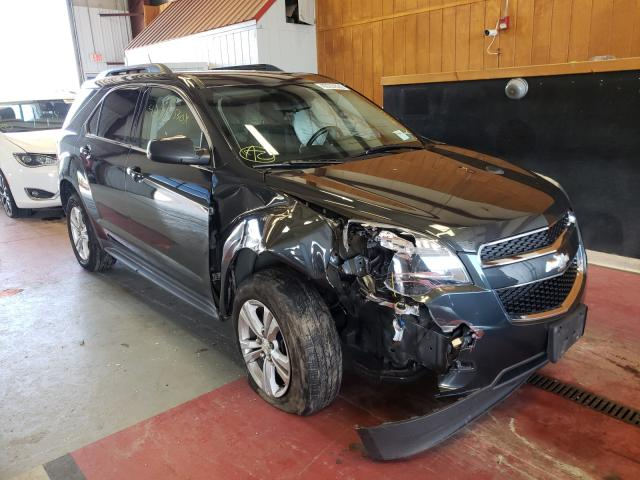 Salvage cars for sale from Copart Angola, NY: 2014 Chevrolet Equinox LT