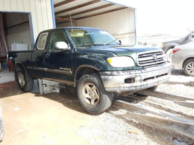 Toyota Tundra ACC salvage cars for sale: 2001 Toyota Tundra ACC