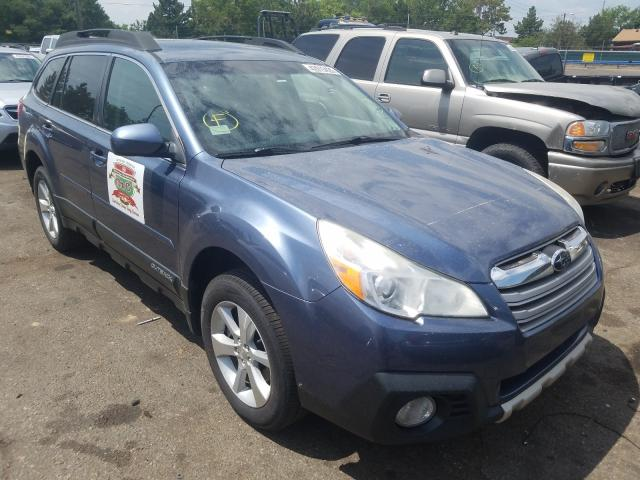 Subaru Outback 3 salvage cars for sale: 2013 Subaru Outback 3