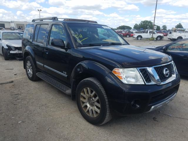 Salvage cars for sale from Copart Indianapolis, IN: 2008 Nissan Pathfinder
