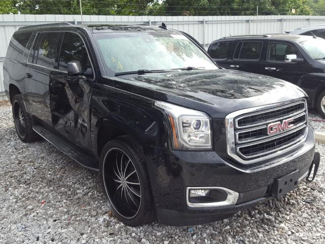 Salvage cars for sale from Copart Rogersville, MO: 2017 GMC Yukon XL K