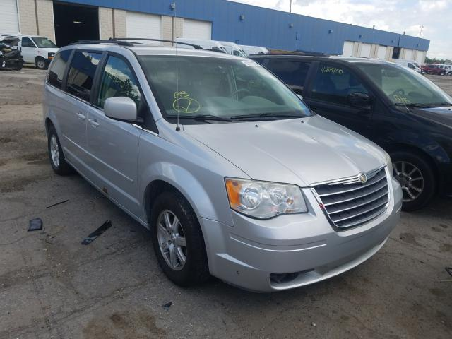 2008 Chrysler Town & Country en venta en Woodhaven, MI