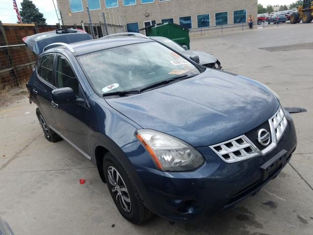 Vehiculos salvage en venta de Copart Littleton, CO: 2015 Nissan Rogue Sele
