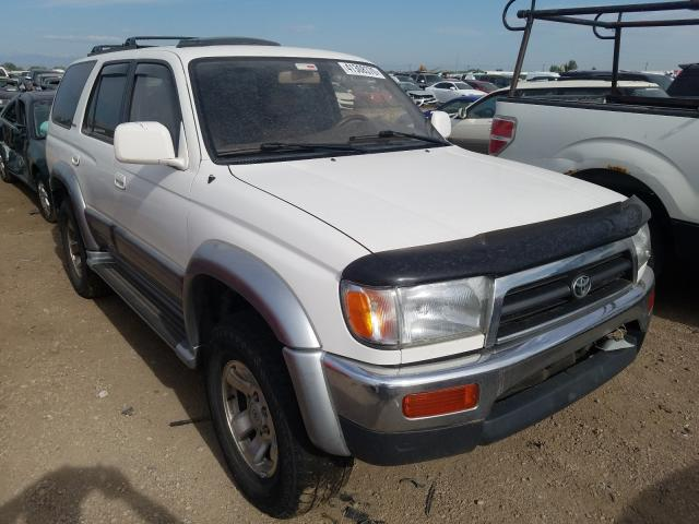 Toyota 4runner LI salvage cars for sale: 1998 Toyota 4runner LI