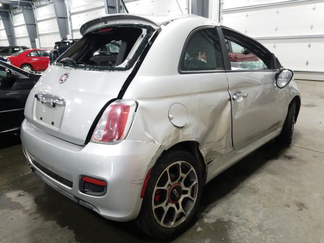 2012 Fiat 500 | Vin: 3C3CFFBR7CT125972