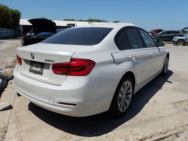 цена в сша 2017 BMW 320 I WBA8E1G36HNU17886
