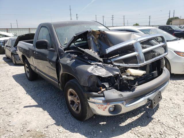 Salvage cars for sale from Copart Haslet, TX: 2002 Dodge RAM 1500