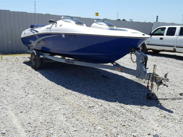 Yamaha Boat salvage cars for sale: 2003 Yamaha Boat