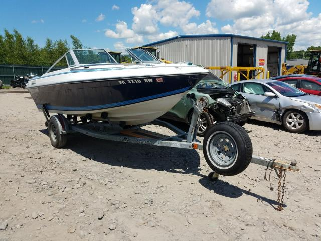 Four Winds salvage cars for sale: 1987 Four Winds 160FREEDOM